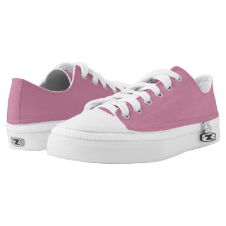 Simply Pink Low Top Shoes Printed Shoes