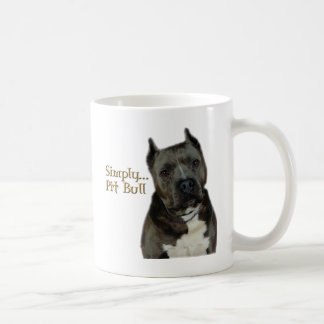 Simply PitBull Coffee Mug