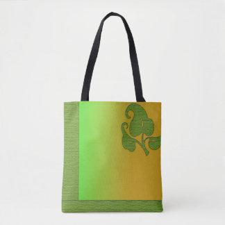 Simply Pretty Leaf Tote Bag