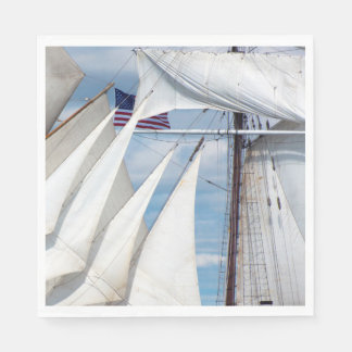 Simply Sails Paper Napkins