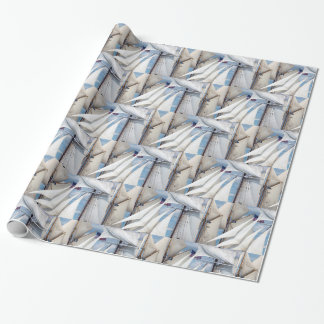 Simply Sails Wrapping Paper