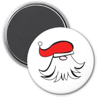 Simply Santa Refrigerator Magnet