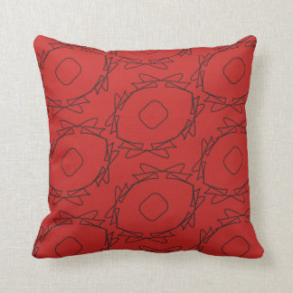 simply sincere geometric cushion