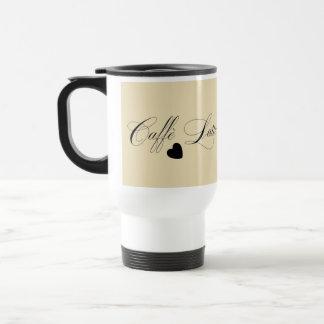 Simply Sophisticated Caffe Latte Travel Mug