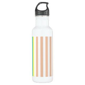 simply stripes mint dusty 710 ml water bottle