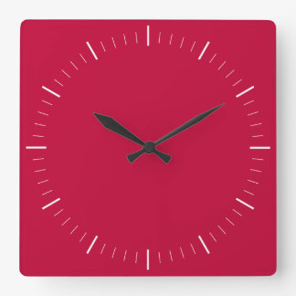 SIMPLY STYLE | minimalist hours and minutes Wallclock