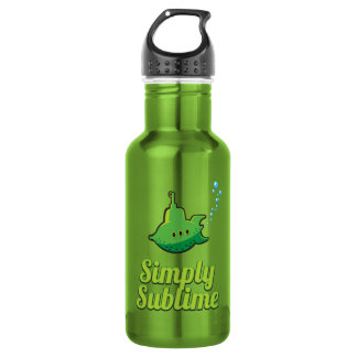 Simply Sublime. 532 Ml Water Bottle