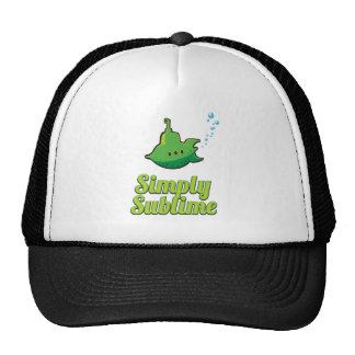 Simply Sublime. Hat