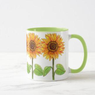 Simply Sunflowers Mug