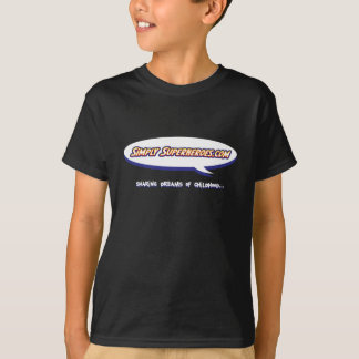 Simply Superheroes Youth T-Shirt
