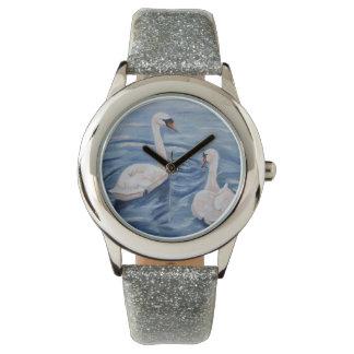 Simply Swans Wristwatch