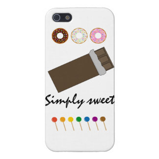 Simply Sweet iPhone 5 Covers