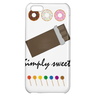 Simply Sweet iPhone 5C Covers