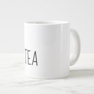 SIMPLY TEA LARGE COFFEE MUG