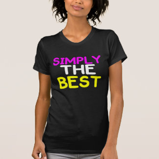 SIMPLY, THE2, BEST SHIRT