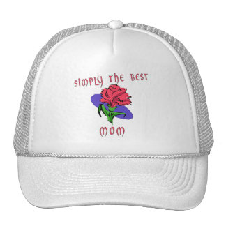 Simply The Best - Mom Cap