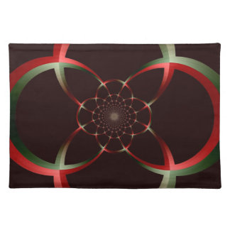 SimplyTonjia Blay Ring Cloth Placemat