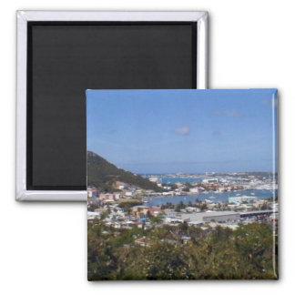 Simpson Bay, St Maarten Magnet