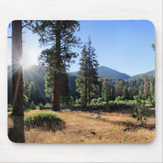 Simpson Meadow - Sierra Mouse Pad