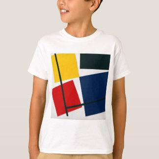 Simultaneous Counter Composition Theo van Doesburg Shirts