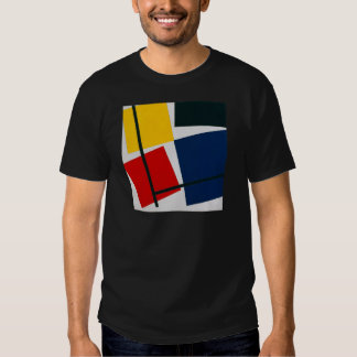 Simultaneous Counter Composition Theo van Doesburg Tee Shirts