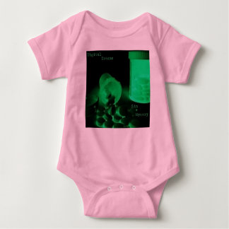 sin and myzery baby bodysuit