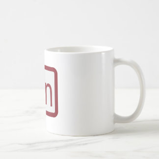 Sin Calculator Button Coffee Mugs