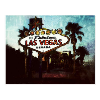 Sin City Postcard