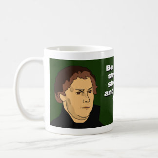 Sin Strongly Mug