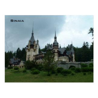 Sinaia Postcard