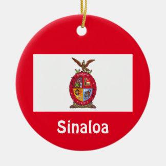 Sinaloa* Mexico Christmas Ornament