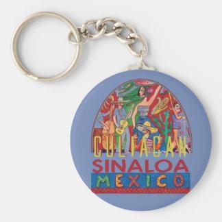 SINALOA Mexico Key Ring