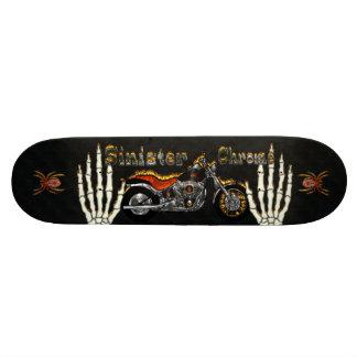 SiNaStEr RiDe Skateboard Decks