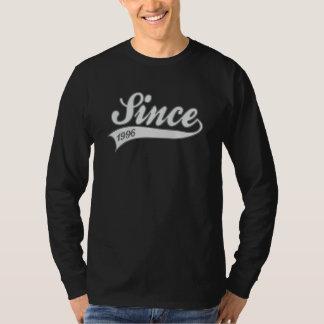 since1996 - birthday T-Shirt