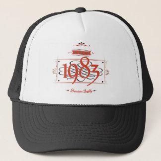 Since 1983 (Red&Black) Trucker Hat