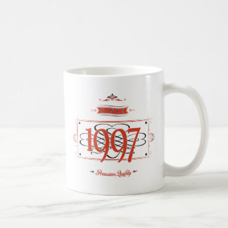 Since 1997 (Red&Black) Coffee Mug