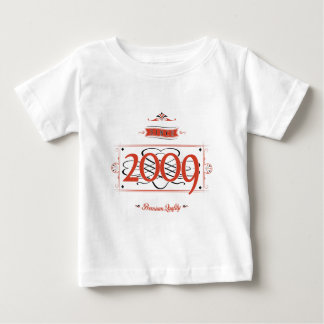 Since 2009 (Red&Black) Baby T-Shirt
