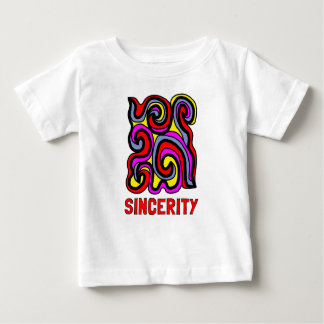 """Sincerity"" Baby Fine Jersey T-Shirt"