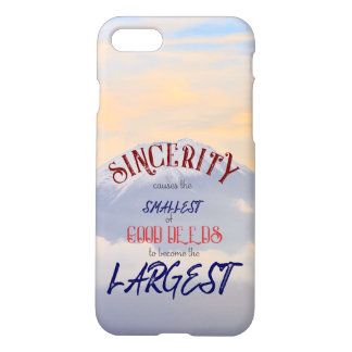 Sincerity Phone Cover - #Shop4Sadaqah
