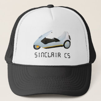 SINCLAIR C5 RETRO CAR TRUCKER HAT