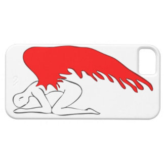 Sinful Angel iPhone 5 Cover