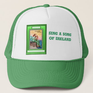 Sing a song of Ireland Trucker Hat