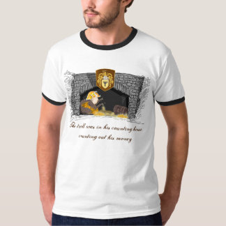 Sing a song of sixpence T-Shirt