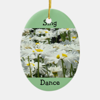 Sing Dance Love ornaments Christmas Holidays gifts