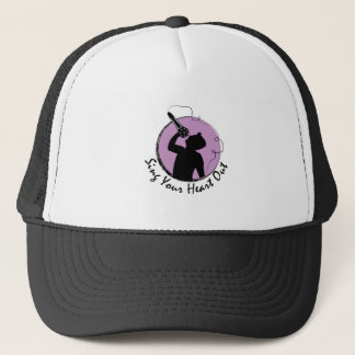 Sing Heart Out Trucker Hat