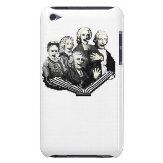 Sing Hymns Loud! iPod Touch Case