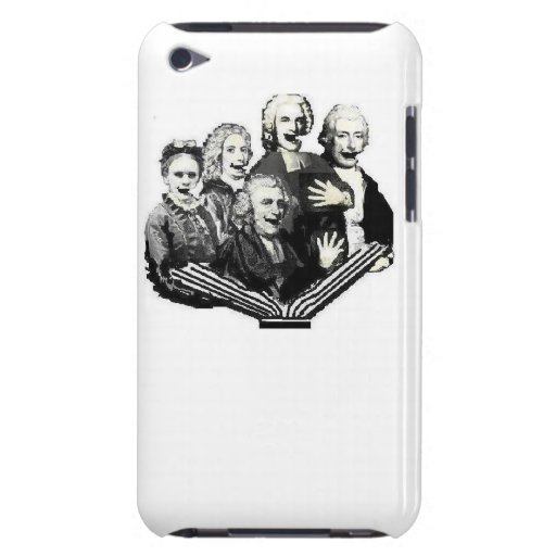 Sing Hymns Loud! Barely There iPod Case