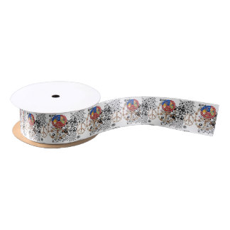 Sing Loudly Ribbon Satin Ribbon