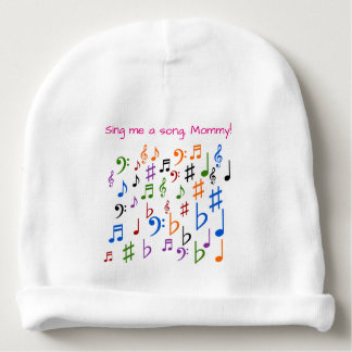 Sing me a song, Mommy! Baby Beanie