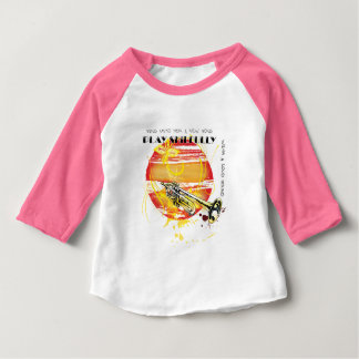 Sing Unto Him A New Song Baby T-Shirt